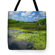 Green Cay Nature Preserve Beauty Tote Bag