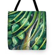 Green Coconuts  2  Tote Bag