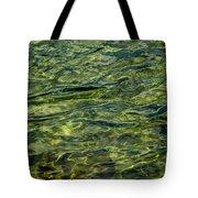 Green Diamonds Tote Bag
