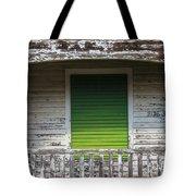 Green Door Galveston Tx  Tote Bag
