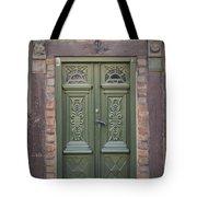 Green Door Ystad Tote Bag
