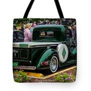 Green Dream Ford Tote Bag