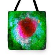 Green Eye Of Heaven Tote Bag