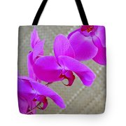 Green Field Sweetheart Orchid No 3 Tote Bag