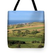Green Fields Of  France  Tote Bag