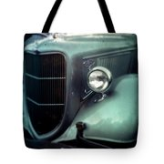 Green Ford Tote Bag