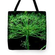 Green Frills II Tote Bag