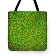 Green Grass Background Tote Bag