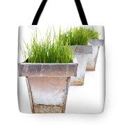 Green Grass Tote Bag