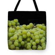 Green Green Grapes Tote Bag