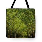 Green Green World Tote Bag
