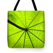 Green Growth Tote Bag