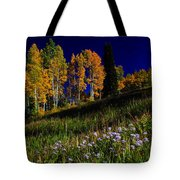 Green Hills Of Earth Tote Bag