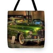 Green Hornet Tote Bag