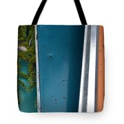 Green Intervention  Tote Bag
