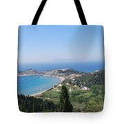 Green Island Erikousa Tote Bag