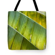 Green Leaves Series 14 Tote Bag