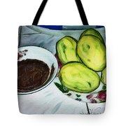Green Mangoes Tote Bag