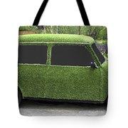 Green Mini Tote Bag