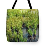 Green Natural Beauty Tote Bag