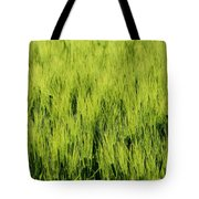 Green Nature Tote Bag