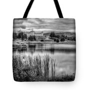 Green Of Hole 3 Mt Pleasant Course Tote Bag