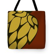 Green Passion Hops Tote Bag