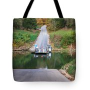 Green River Ferry Tote Bag