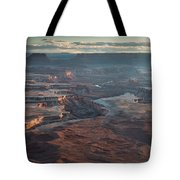 Green River Overlook Tote Bag