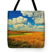 Green River Texturized Tote Bag