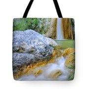 Green River Waterfalls Tote Bag