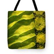 Green Silk 02 Tote Bag