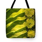 Green Silk 03 Tote Bag