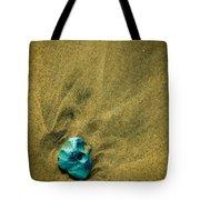 Green Stone Tote Bag