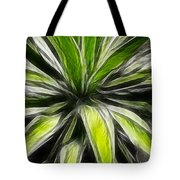 Green Tidings Of Joy Tote Bag