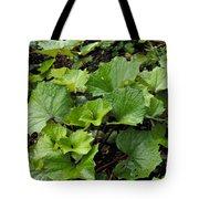 Green Vine Tote Bag