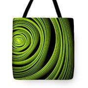 Green Wellness Tote Bag