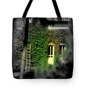 Green Window Tote Bag