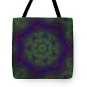 Green World Tote Bag