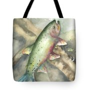 Greenback Cutthroat Trout Tote Bag