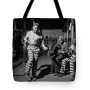 Greene Country Convict Camp In Georgia 1941 Tote Bag by Mountain Dreams