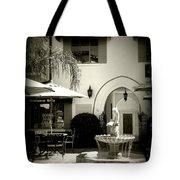 Greeneda Court Tote Bag