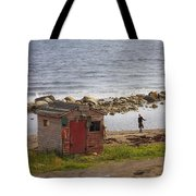 Green's Point Dancer Tote Bag