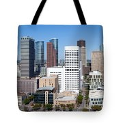 Greenstreet Houston Tote Bag