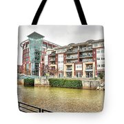 Greenville River Front Tote Bag