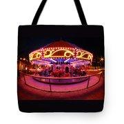Greenway Carousel - Boston Tote Bag