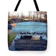 Greenwood Beauty Tote Bag