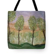 Greetings From The Trees Tote Bag