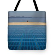 Greetings To The Sun Zadar Installation Tote Bag
