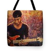Greg Howe Tote Bag